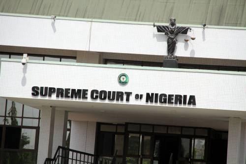 BREAKING: Supreme Court nullifies APC's candidates' elections, declares PDP winner of Zamfara polls