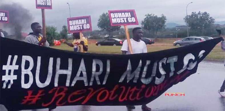 Buhari Must Go Revolution Now